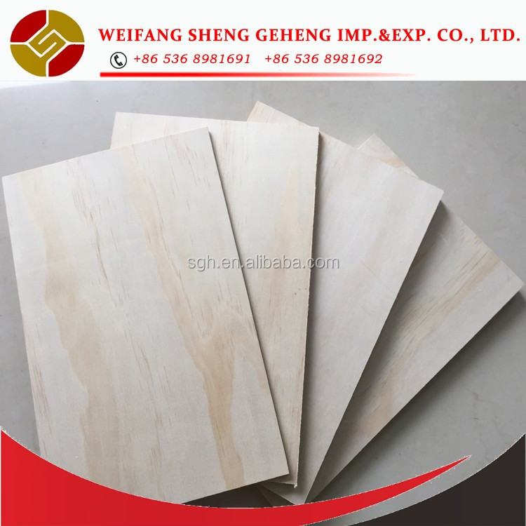 furniture grade plywood core poplar glue E1 Face/Back : Okoume