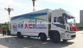 Modern design led trailersled truck car of CE and ISO9001 standard