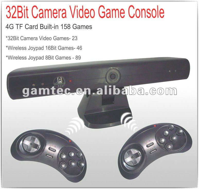 iMove Camera motion game console built-in games
