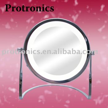 "JM074 6"" B/O LED Light Mirror"