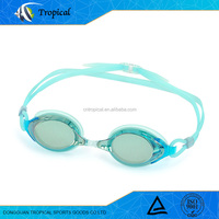 China Supplier Adult Silicone Swimming Goggle