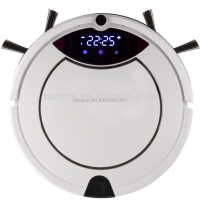 Good Robot Vacuum Cleaner with two brush for Home CL-450