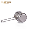 L102386 Personalized Stainless Steel Handle Induction Turkish Coffee Pot