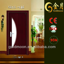crescent moon pattern on glass door GM-6019