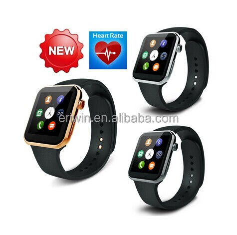 2016 Smartwatch A9 Bluetooth Smart watch for Android Phone relogio inteligente reloj smartphone watch