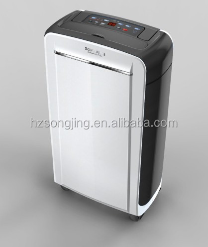 10L/D Portable Home Refrigerator Dehumidifier for Sale with Water Tank with Ionizer with CE/GS/Rohs
