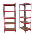 Warehouse Rack Use and light Weight Capacity transport rack with powder coating