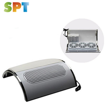 Dust Suction Collector 3 Fans Powerful Strong Power dust collector for nail salon