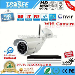 2015 Newest HD outdoor WIFI Security CCTV System,Cheap wireless 300 meter ir distance cctv camera