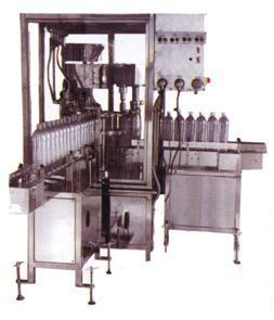 Automatic Rotary Filling & Capping Machine