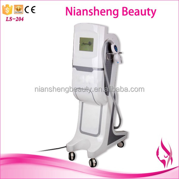 Portable fractional thermagic rf machine for home use and beauty salon use