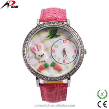 2014 fashion playboy quartz watch korea mini watch fashion watch