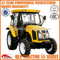 QLN654 65hp 4wd farm four wheel tractor farm tractor for sale Philippines