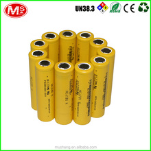 High quality factory price 18650 lithium battery 3.2v lifepo4 battery cell for electric motor