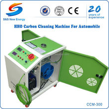 oxy Hydrogen gas generator engine carbon cleaner hho generator for car