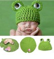 Newborn Photography Prop ClothesAnimal Design Baby Girl Boy Knit Hat 18828