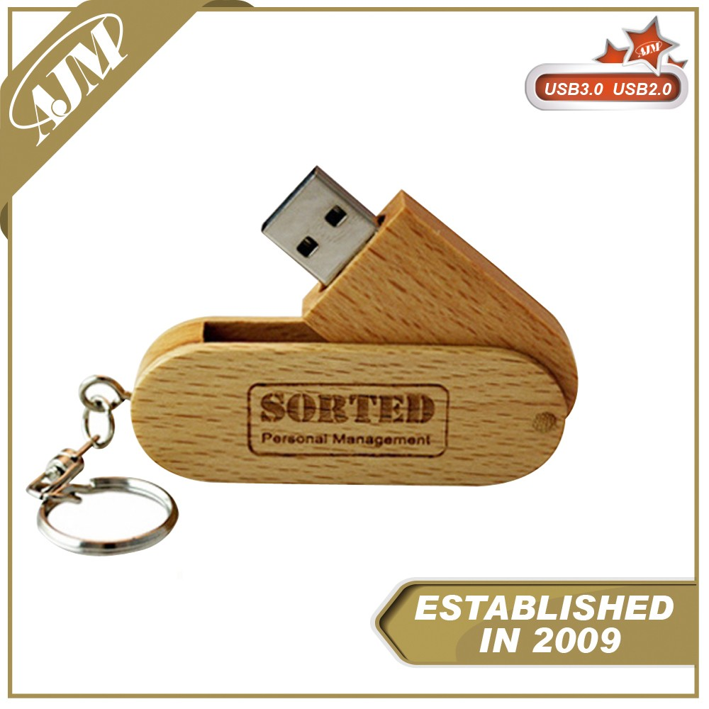 high quality wood usb flash drive for gift different models pen drive wholesale usb flash drive chip usb 2.0 3.0