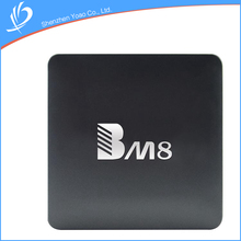 Fine Price Media Player Firmware Ott Isdb-t Android Smart TV Box With Bluetooth