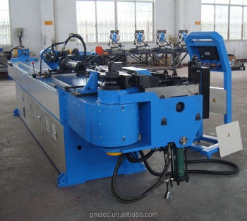 auto single-head pipe/tube bending machine GM-SB-38NCBA