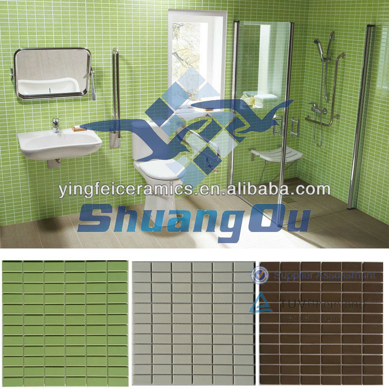 Azulejos Baño Color Verde:Bathroom Floor Tile Colors