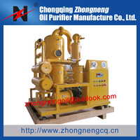 China Factory Double-Stage Used Transformer Oil Filtration Machine
