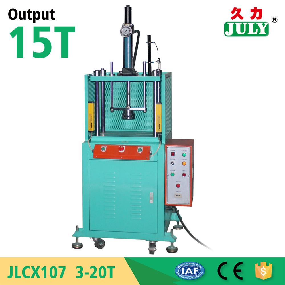 factory price JULY manufactory top quality lock clamp ring punching machine