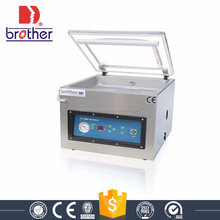 VM(Q)400TE portable Single chamber chicken mini vacuum packing machine