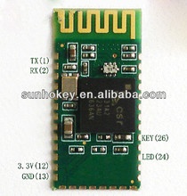 New wireless port wireless module HC-07 master module Bluetooth serial port