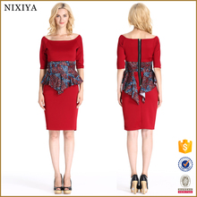 Slash Neck Night Dress Online shopping for Wholesale Clothing