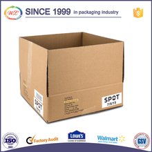 Popular sell custom made 3 layer cardboard takeaway box for packing