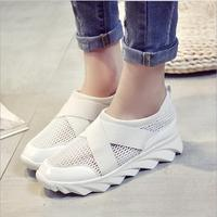 zm41106a new arrival product cheap mesh fabric for sports shoes fashion ladies shoes women casual shoes
