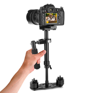 Factory wholesale S40 handheld gimble stabilizer camera Steadicam Mini camera stabilizer for DV camcorder