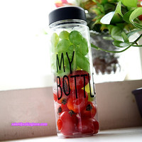 Brand Logo 500ml BPA Free PET