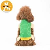 Lively cute animal turtle pet costume clothes online