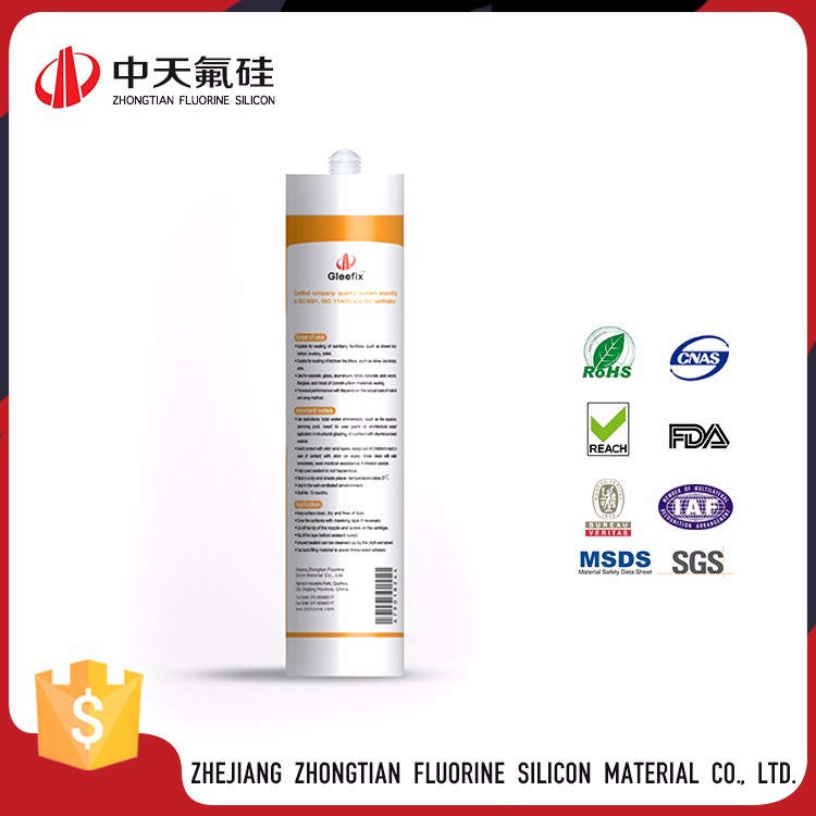 High Adhesive Strength Quick-drying Neutral Cure acid resistant silicone sealant