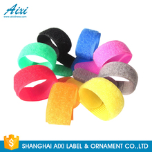 China supplier soft velcro hook and loop tape fabric