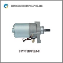 CRYPTON motorcycle starter motor for Indonesia market