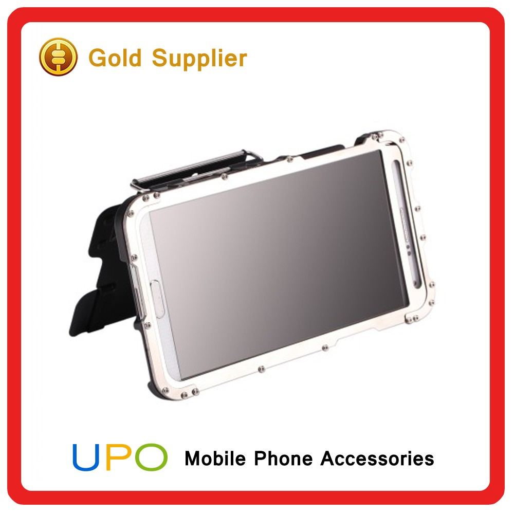 [UPO] Wholesale Cool Armor King Metal Cell Phone Case for Samsung Galaxy Note 3