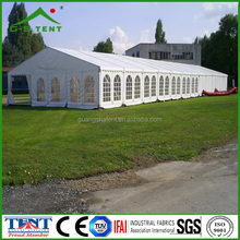 waterproof aluminum pvc prefab house tent for events