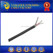 FongMing Factory Multi-core UL 2464 24awg double shielded PVC jacket wire cable