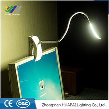 3W LED Clip Table Light / Clamp Led Desk Light / Clip Reading Lamp