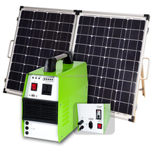 500W Portable Off Grid Solar Home System