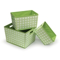 Factory Sale Various Cloth Collapsible Storage Bin And Box