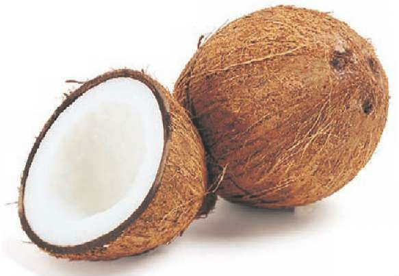 Fresh Mature Husked Coconut