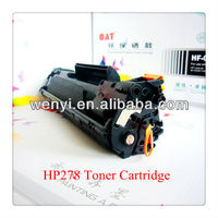 NEW! HOT! laser printer toner cartridges for CE 278