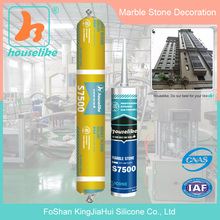 Factory supply best quality stone tiles silicone caulking