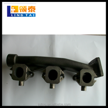 howo truck exhaust manifold,chinese howo engine part,weichai diesel engine