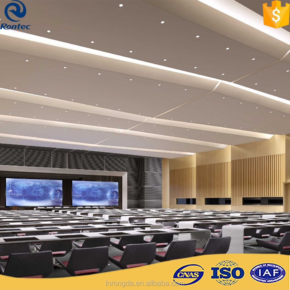 soundproof partition wall acoustic panel for dinning hall