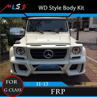 Auto Parts WD Style Body Kit with Perfect Fitment for Mercedes Benz W463