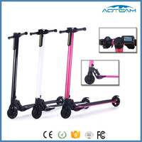 AAA Cheap Kick Stand Up Folding Air Two Wheel Mini Adult Electric Scooter Price China, Foldable Electric Scooter For Adult